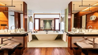 The Datai Langkawi Canopy Deluxe bathroom v2