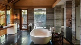 The Datai Langkawi Two Bedroom Beach Villa bathroom