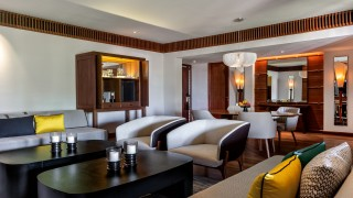 The Datai Langkawi Canopy Suite living room + dining 1 v2