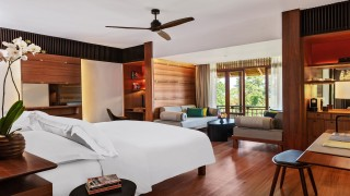 The Datai Langkawi Canopy Deluxe bedroom v2